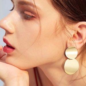 Heaven and Earth Dangle Earrings